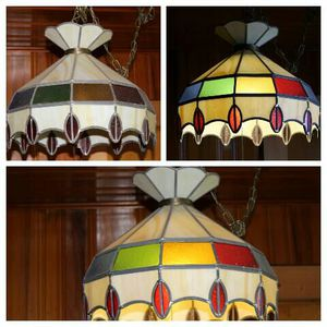 �antique��vintage stained glass for Sale in Houston, TX