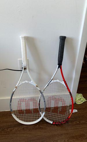 Wilson tennis rackets for Sale in FL, US