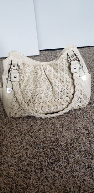Hand bag Good in condition.. small tear which you can see in red circle in picture for Sale in San Diego, CA