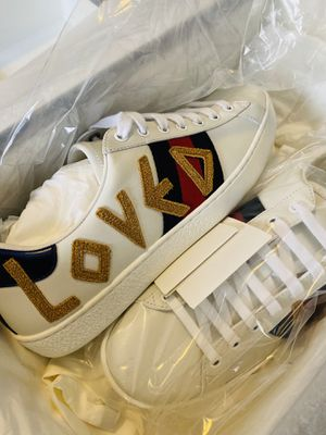 GUCCI LOVED SNEAKERS for Sale in Clarksburg, MD