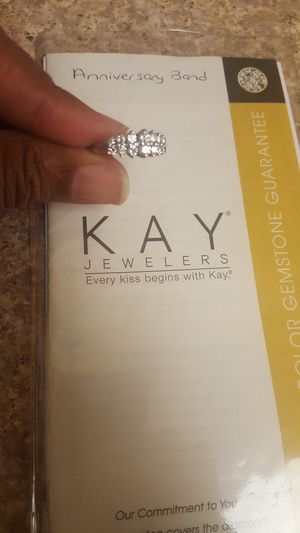 14k White Gold Earrings & Ring for Sale in Bowie, MD