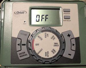 Orbit sprinkler Controller for Sale in Denver, CO
