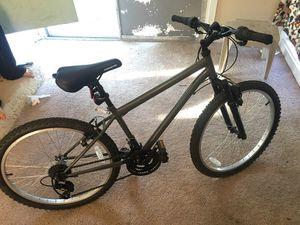 Grey 18 speed mountain bike new for Sale in Lakeland, FL