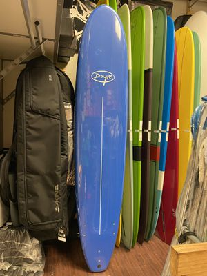 Doyle 9' performance soft top longboard surfboard for Sale in San Clemente, CA