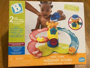 Blue Box Toys B Kids Splash'n Slide Waterpark Wonder Bath Toy for Sale in Los Angeles, CA