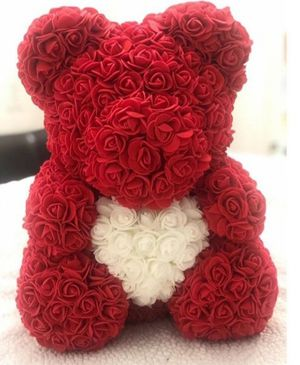 Roses shaped as a bear for Sale in Phoenix, AZ