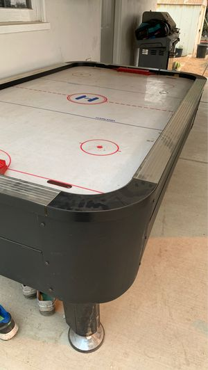 Air hockey table for sale for Sale in Fallbrook, CA