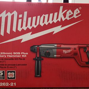 Milwaukee Rotary Hammer Kit for Sale in Miami, FL