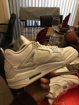 Air Jordan 4 Retro Pure Money Size 9.5 Men's (308497 100) in Original Box for Sale in Kissimmee, FL