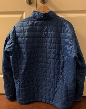 Patagonia Men's Nano Puff Jacket-Blue-Size XL for Sale in Chicago, IL