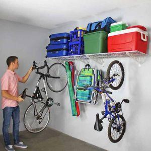 SafeRacks Wall Shelf Combo Kit W/ Hooks - New for Sale in Gilbert, AZ
