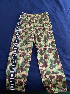 Puma bape collab sweat pants for Sale in Kissimmee, FL