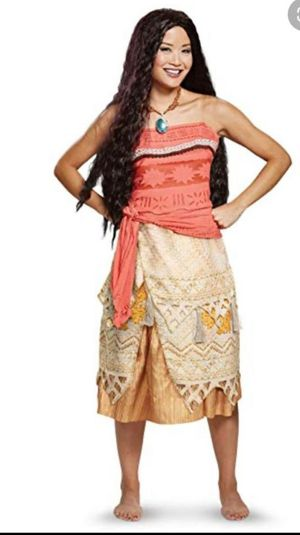Moana toddler costume size 3-4 for Sale in Moreno Valley, CA