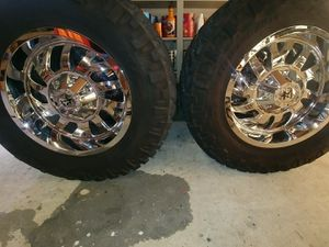 Nitto Trail Grappler Tires and Wheels for Sale in DeLand, FL