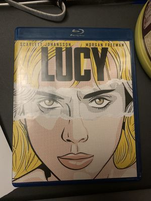 Lucy blur-ray Scarlett Johansson for Sale in Los Angeles, CA
