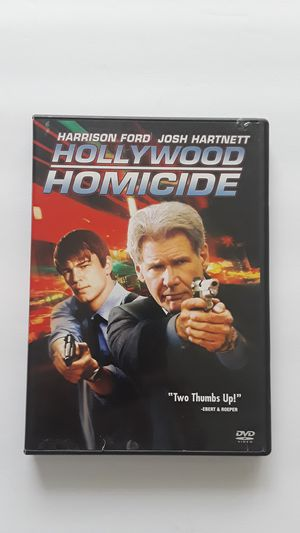 DVD'S HOLLYWOOD HOMICIDE, TRAINING DAY & LAKEVIEW TERRACE for Sale in Tamarac, FL