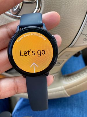 Galaxy Watch Active 2 for Sale in Frederick, MD