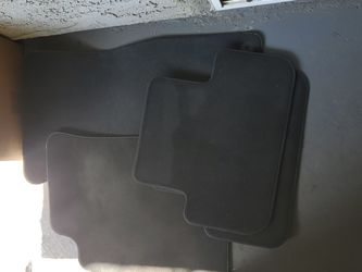 OEM Audi A4 Floor Mats 2010 for Sale in Los Angeles,  CA
