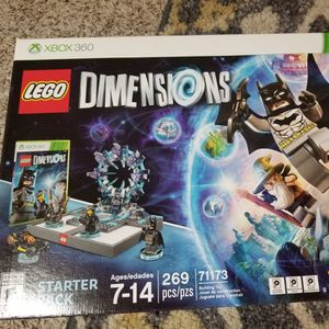 Xbox 360 Lego Dimensions Batman Starter Pack for Sale in San Diego, CA