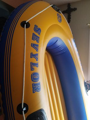 Inflatable boat for Sale in Mesa, AZ