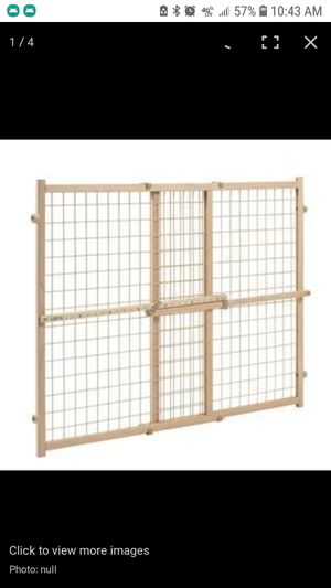 Evenflo Position and Lock Wide Doorway Gate for Sale in Mesa, AZ