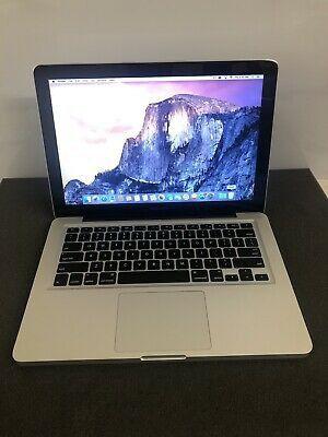 Apple macbook pro 13 mid 2012 i5 2.50GHz 4GB MEMORY 240GB SSD (2019) for Sale in Auburn, WA
