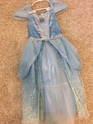 Disney Store Cinderella Costume-size 4 for Sale in Bedford, TX