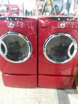 Front Load Washer & Dryer for Sale in Detroit, MI