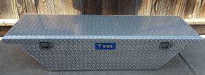 UWS ALUMINUM TOOL BOX for Sale in Manteca, CA