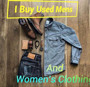I Buy Used Mens and Womens Clothing for Sale in Lehi, UT