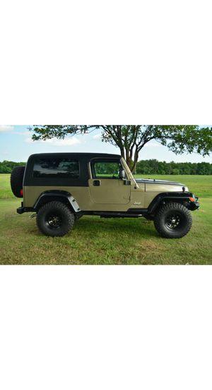 GoodTires05 Jeep Wrangler TJ UnlimitedSmartControl for Sale in Norfolk, VA
