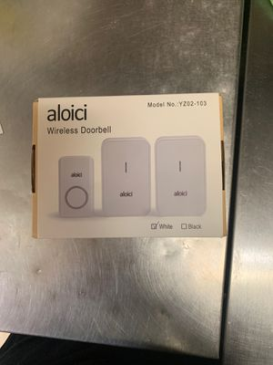 Wireless doorbell for Sale in Waynesburg, PA