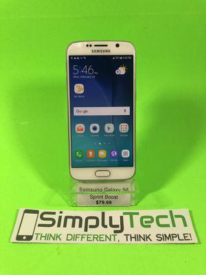 Samsung Galaxy S6 Sprint / Boost for Sale in Portland, OR