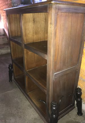 Antique Dresser/TV stand for Sale in Los Angeles, CA