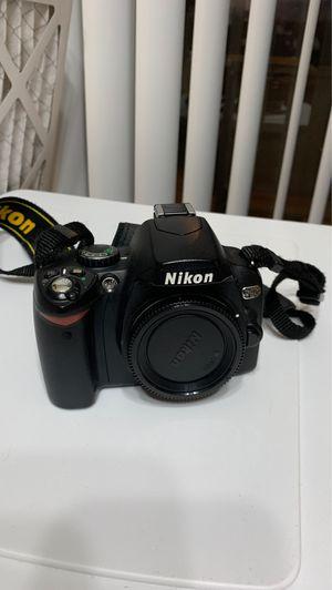 Nikon D40x Camera, Lenses, Case for Sale in Orlando, FL