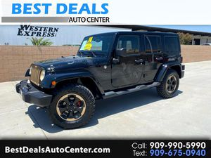 2014 Jeep Wrangler for Sale in Bloomington, CA