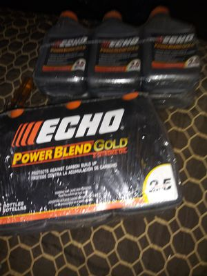 Echo powerBlend Gold oil for Sale in Garden Grove, CA