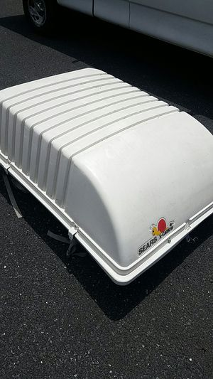 """Sears"" roof top cargo carrier for Sale in Waynesboro, VA"