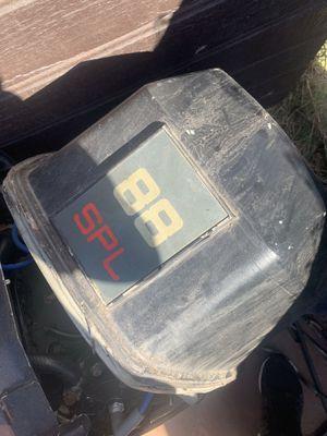 Evinrude outboard 88hp for Sale in Chula Vista, CA