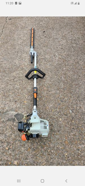 For sale! Echo hedge trimmer. Pick up only for Sale in Houston, TX