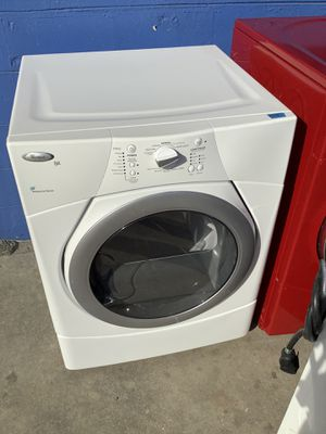 Whirlpool Front Loader Affordable Dryer Preowned Appliance for Sale in Tampa, FL