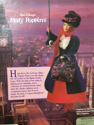 1993 Walt Disney Mary poppins for Sale in Raleigh, NC