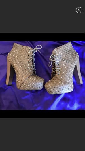 Heels Boots women size 8 for Sale in Richmond, CA