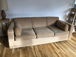 Vintage Sleeper Sofa - original simmons mattress! for Sale in Portland, OR