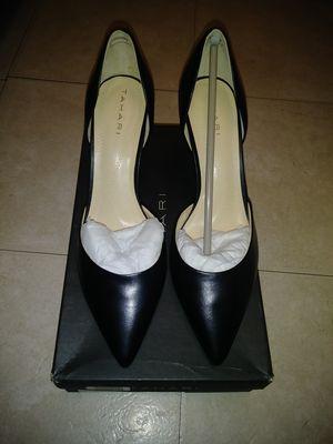 Tahari Heels Size 8.5 TA-COCO Black for Sale in Washington, DC