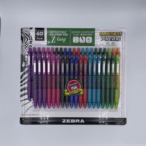 Ballpoint Retractable Pens Multi-colored (40-pack) for Sale in Tempe, AZ