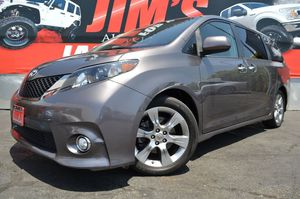 2013 Toyota Sienna for Sale in Lomita, CA
