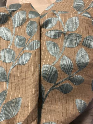 Curtain fabric good quality! for Sale in Affton, MO