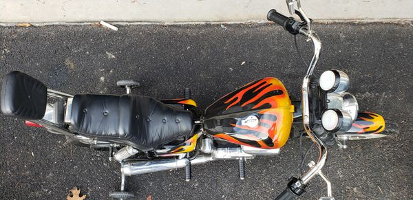 Kids motorcycle (battery powered)
