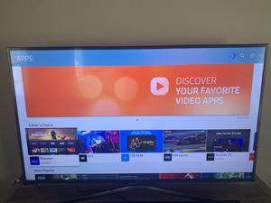 "Samsung UHD 4K SmartTV 55""inch for Sale in Hopkinsville, KY"